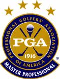 PGA Master Logo